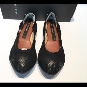 Shoes - Matt Bernson waverly ballet Flats 8.5 Black